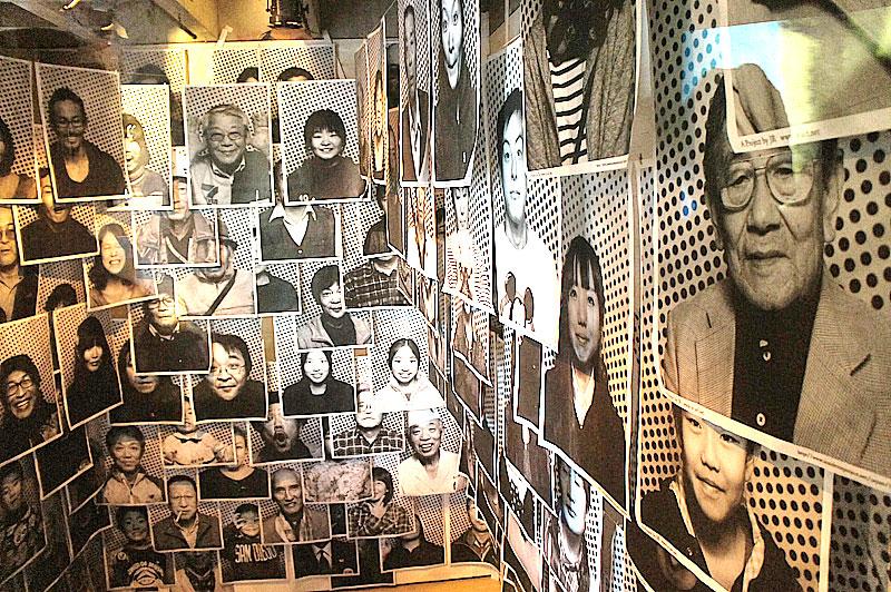 「JR 展 世界はアートで変わっていく」(ワタリウム美術館)より