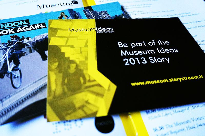 Museum Ideas 2013