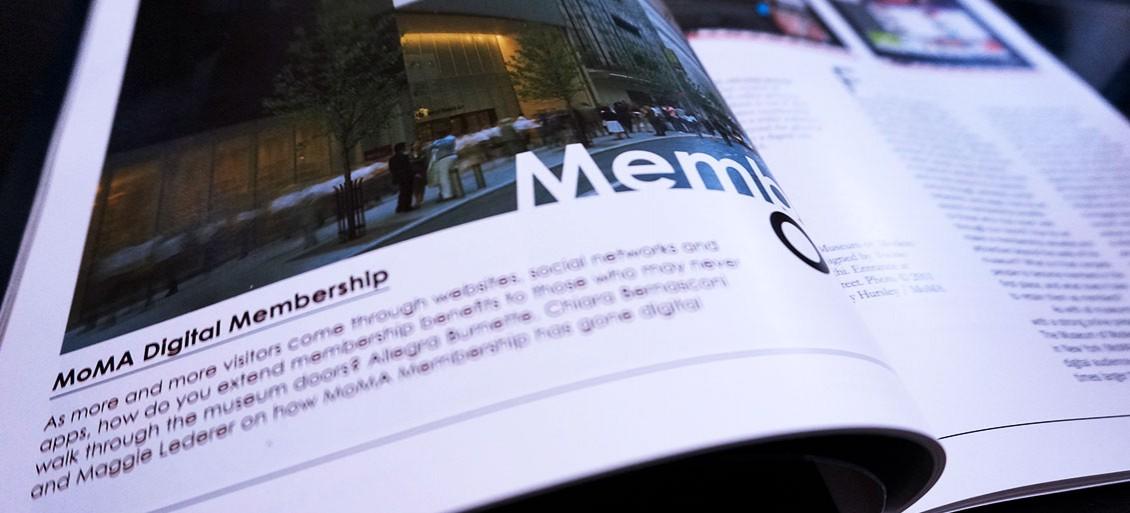 [POST] ニューヨーク近代美術館(MoMA)と「デジタル・メンバーシップ」